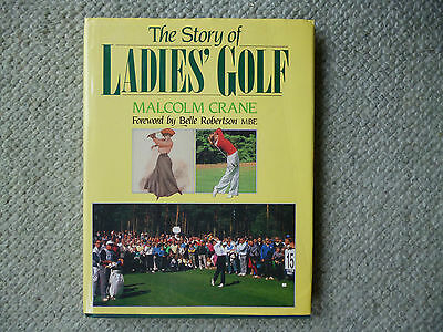 The story of Ladies' golf 1991 book by Malcolm Crane