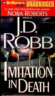 Audio book - Imitation In Death by J D Robb   -   Cass
