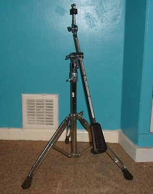 MAPEX Heavy Duty Double Braced Boom Cymbal Stand with Counter Weight