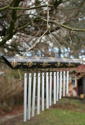 12 note wind chime