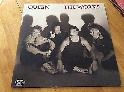 Queen The Works LP Rarer DMM Mastering Audiophile