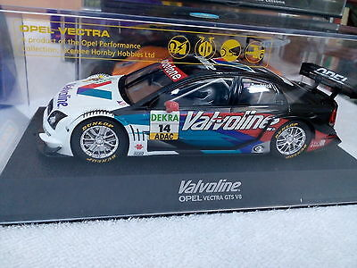 Scalextric Opel Vectra GTS V8 DTM - Germany-only release - rare C2685 - Mint box