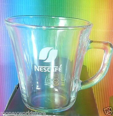 NESCAFE COLLECTIBLE 1 GLASS CUP For COFFEE  LIMITED EDITION ,NEW DESIGN,,NEW