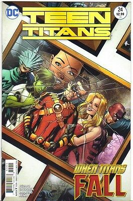Teen Titans #24 NM (2016) DC Comics