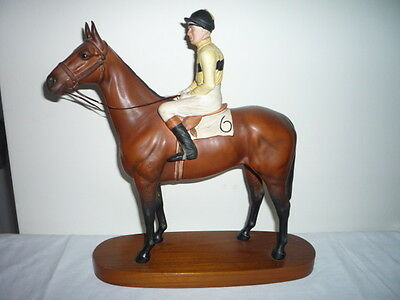 Beswick Arkle with Pat Taaffe up Connoisseur 2084