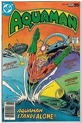 Aquaman #59 1978 Aparo Colletta Art Dc Bronze Age Nice!