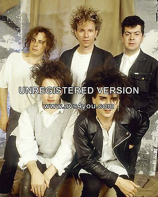 "The Cure 10"" x 8"" Photograph no2"