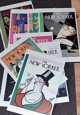 1920's Postcards from The New Yorker