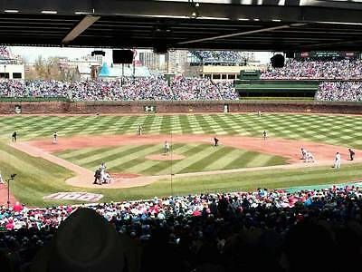2 to 8 Tickets Chicago Cubs vs Chicago White Sox 7/25 Wrigley Field