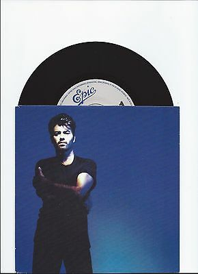 George Michael Freedom Original Single From Holland
