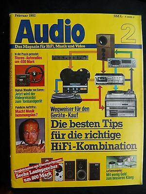 Audio 2/82 Ar 48S,arcus Tm 85,jamo Cbr 1302,mission 727,onkyosc 600,scan Str 350