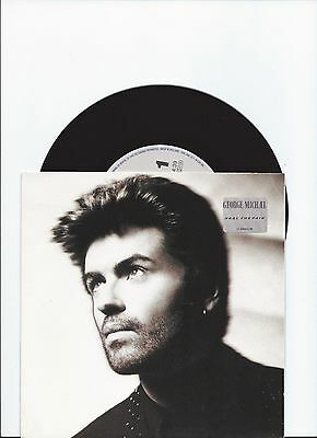 George Michael Heal The Pain Original Single From Holland