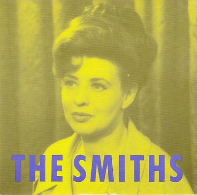 """The Smiths - """"shakespeare's Sister"""" - Uk 7"""" Picture Sleeve Single Rt 181"""