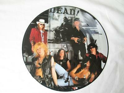 """Guns N Roses - """"don't Cry"""" - German 12"""" Special Edition Picture Disk - Get21678"""