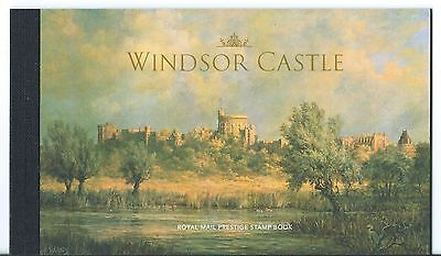 Great Britain 2017 Windsor Castle Prestige Book  Unmounted Mint