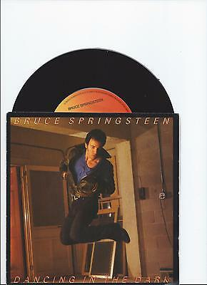 Bruce Springsteen Dancing In The Dark Single From Holland