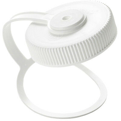 Nalgene Wide Mouth 32 oz. Water Bottle Replacement Cap - White