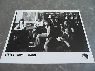 LITTLE RIVER BAND - Original Promotional / Press / Advertising Photograph