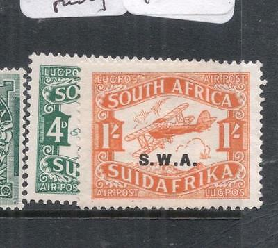South West Africa SG 70-1 Later Printing MOG (5dlj)