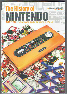 The History of Nintendo Vol 1 (New) Video Gaming Book