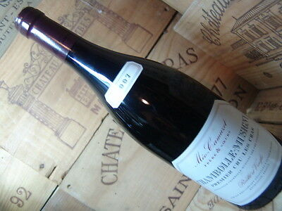 Chambolle-Musigny 1 Er Cru Les Cras **2007** Meo Camuzet