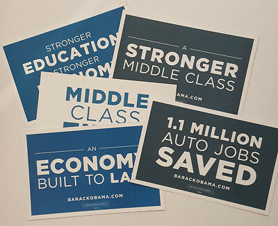 2016 Democratic Convention Posters Set Of Six Different 7500