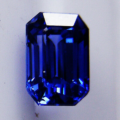 1.15ct!! SAPPHIRE NATURAL BLUE COLOUR-EXPERTLY FACETED IN GERMANY+CERT AVAILABLE