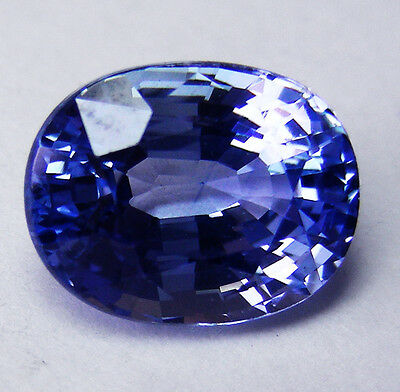 2.72ct! SAPPHIRE NATURAL BLUE COLOUR -EXPERTLY FACETED IN GERMANY+CERT AVAILABLE