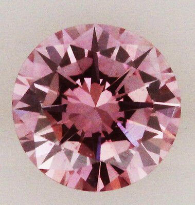 0.19ct!! AUST PINK DIAMOND 100% UNTREATED +ARGYLE LASER INSCRIPTION +CERTIFICATE