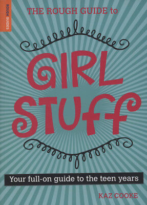 the rough guide to girl stuff by kaz cooke 2 64 picclick uk rh picclick co uk Bicycle Rough Stuff Rough Art Stuff