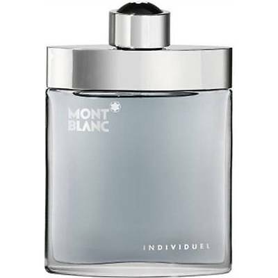 INDIVIDUEL 75ML EDT MEN PERFUME by MONT BLANC
