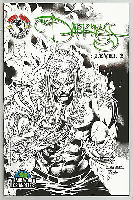 The Darkness Level 2 * Wizard World Los Angeles Variant * Near Mint