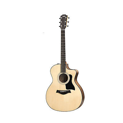 Taylor 114ce Grand Auditorium - Walnut 6-string Acoustic-electric Guitar