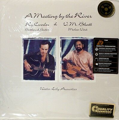 """Ry Cooder - Analogue Productions - As-29-45 -  """"a Meeting By The River"""" 2Lp"""