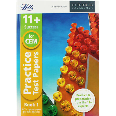 11 Plus Practice Test Papers - Book 1 (Paperback), Children's Books, Brand New