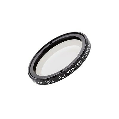 walimex pro ND 4 drone filter Yuneec Typhoon, grey filter, reduces light