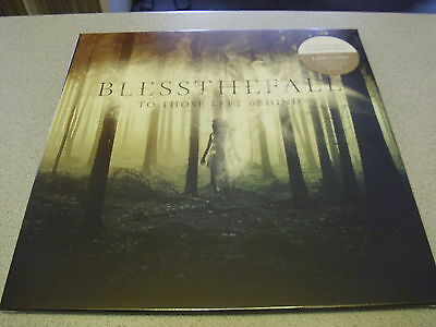 Blessthefall (Bless The Fall) - To Those Left Behind - LIMITED LP Vinyl // Neu