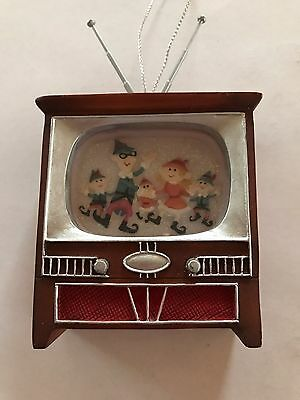 Rudolph and The Island Of Misfit Toys Elves on TV tree ornament 104286