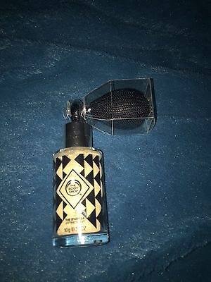 New Body Shop The Sparkler Golden Glimmer & Free P&P !!!