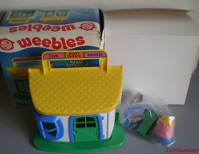 Airfix Weebles Boxed Weeble Post Office Unused