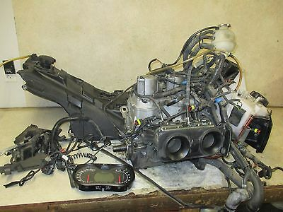11 Ski Doo Summit Xp Xm 800R E-Tec Engine Motor Kit Ecu Wiring 800 Etec *0133