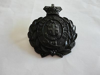 Police Badge St Helens (Victorian)