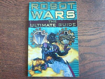BBC  Robot Wars  THE ULTIMATE GUIDE book / publication   VERY RARE