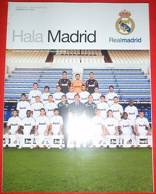 Hala Madrid #32 Revista Oficial Real Madrid