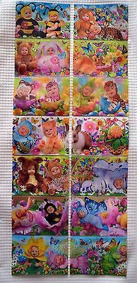 14 Easter Egg Wraps Thermo Sleeves - Easter Babies - Baby Animals