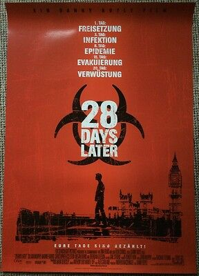 28 Days Later Original Poster Danny Boyle