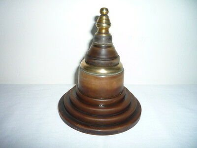 1920`s Football Trophy Award Inkwell Paperweight A Daniels Excelsior 1922 / 23