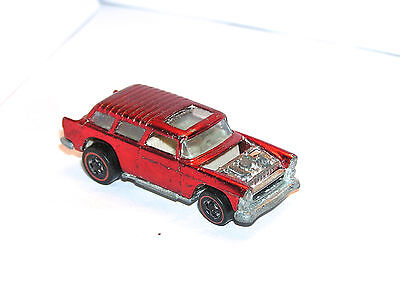 1970 Hot Wheels Redline Classic Nomad **YELLOW LIGHT SPECIAL**