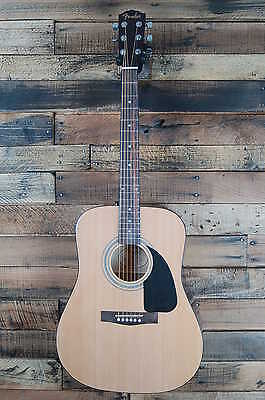 Fender FA-100 Dreadnought Acoustic Guitar with Gig Bag  NEW