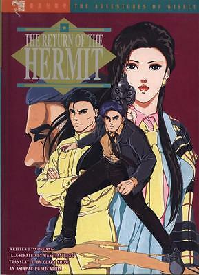 Adventures of Wisely: Return of the Hermit -Manga Engl. TB Asiapac Wee Tian Beng